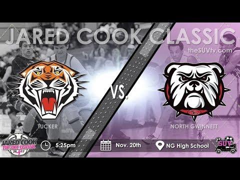 2017 Jared Cook Classic: North Gwinnett vs. Tucker