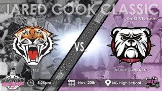 2017 Jared Cook Classic: North Gwinnett vs. Tucker thumbnail