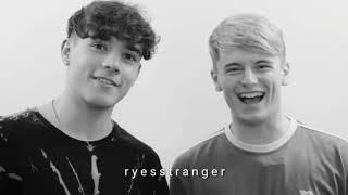 Ryan Beaumont & Andy Fowler (Randy) - Photograph