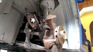 Volkswagen brake caliper guide pin repair ( Vw, Ford, Opel, GM ATE brake calipers )