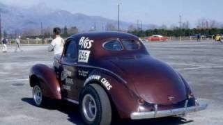 "1964 Winter National Drag Races-""Behind The Bleachers""-Pt. 2"