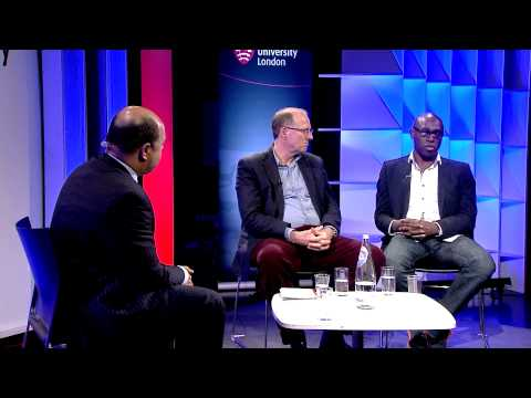 Broadcasting Today: Henry Bonsu and Clive Edwards (Series 2)