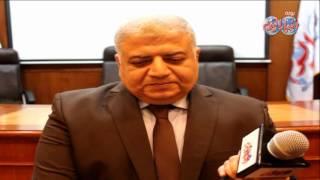 أخبار اليوم |أيمن عزت  مدير عام شركة القاهرة للصوتيات والمرئيات