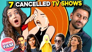College Kids React To 7 TV Shows Saved By Their Fandoms (Brooklyn Nine-Nine, Kim Possible)