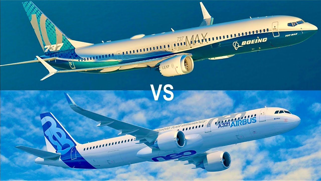 A321Neo vs 737 MAX 10: Which is the ultimate narrowbody aircraft? - YouTube
