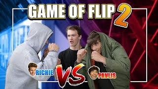 GAME OF FLIP #2 - Richie VS Pavlis | by Freemove