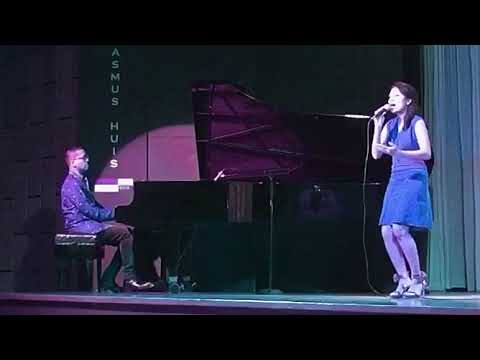 Kali Kedua Live - Dee Lestari Feat Andi Rianto On Piano.