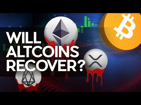 Bitcoin Dominance At 65%!! Will Altcoins Ever Recover?