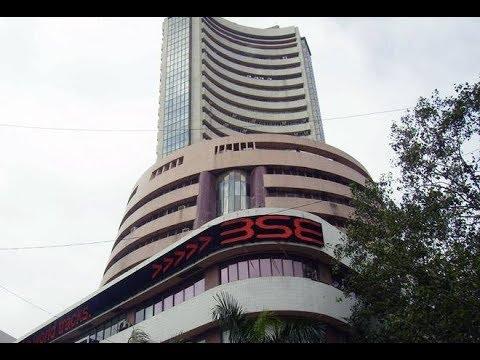 Sensex trading flat; ITC, Sun Pharma top gainers