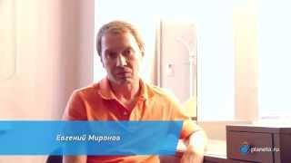 Евгений Миронов в поддержку фильма по последнему сценарию Петра Тодоровского