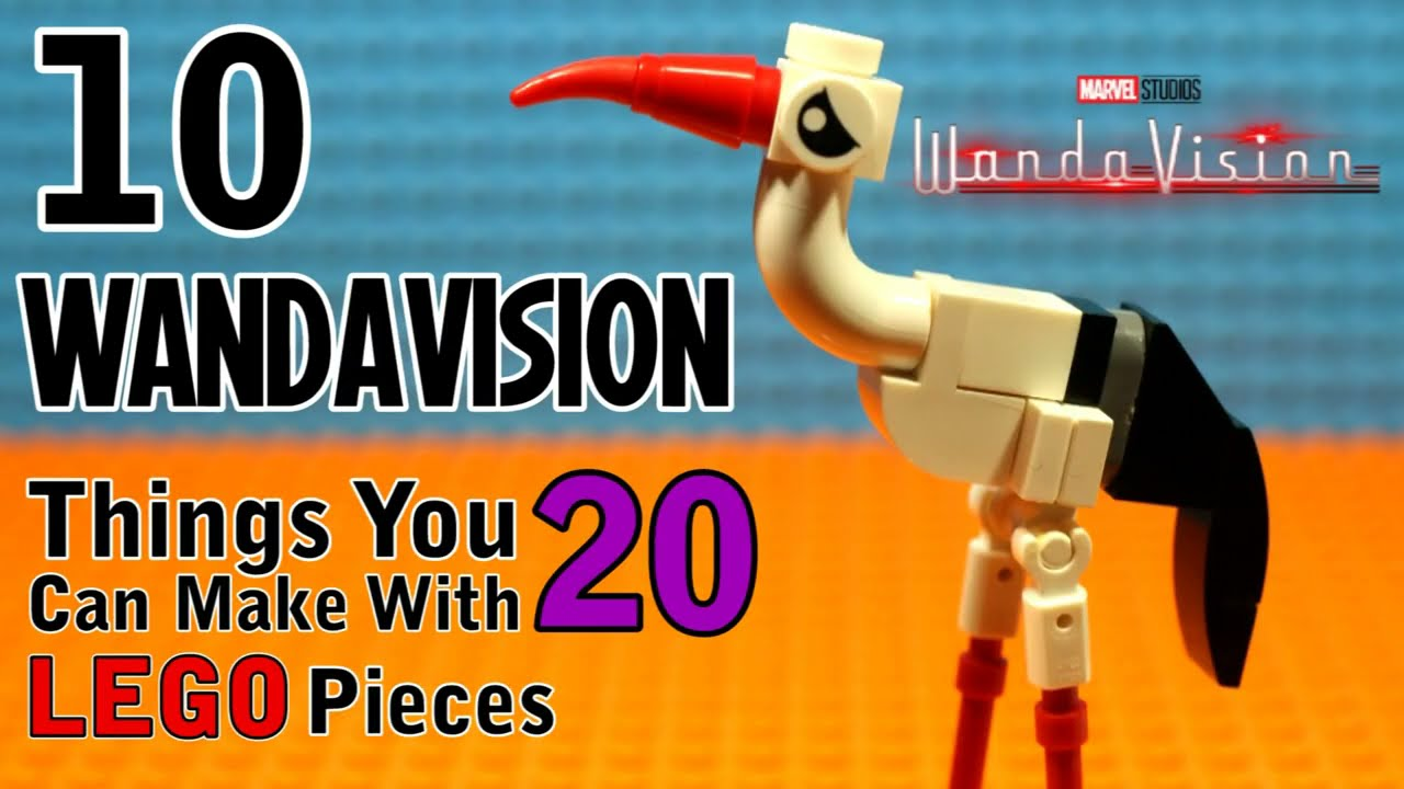 Download 10 WandaVision things You Can Make With 20 Lego Pieces