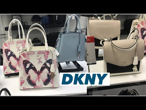 Macy's DKNY 40% To 60% Off S Handbags And Purses !Tour With Me! | Janice R. Vlogs