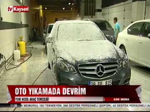Kayseri Park'ta Son Moda-Park Oto Yıkama 23.05.2018