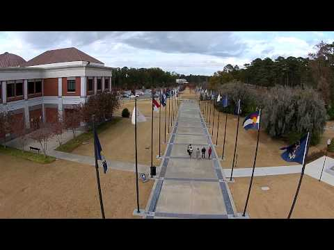 National Infantry Museum - Columbus/Ft. Benning GA - P2V+ Aerial