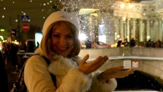 Санкт-Петербург. Новый год. Дворцовая площадь