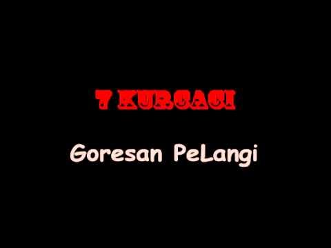 7 kurcaci goresan pelangi_Lyrics
