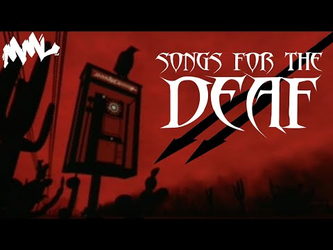 Thematic Framing In Songs For The Deaf (QOTSA)