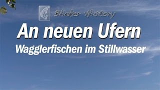 Wagglerfischen im Stillwasser (Blinker History)