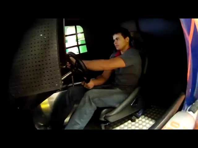 Simulador Truck Expopostos