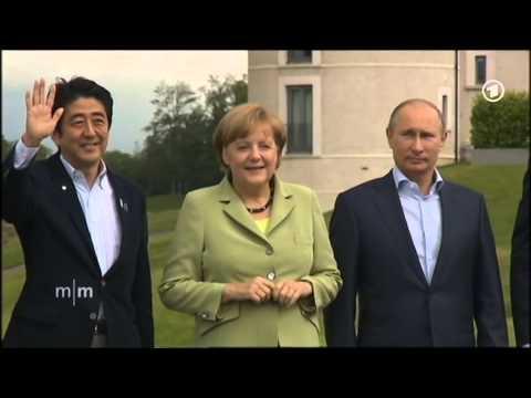 Chronologie zum Gipfel G7, G8, G20