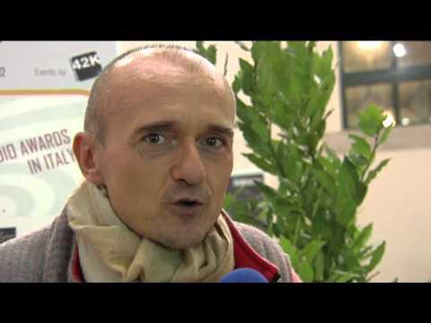 Cuffie d'Oro Lelio Luttazzi pre-serata, intervista ad Alfonso Signorini, Rmc.mov