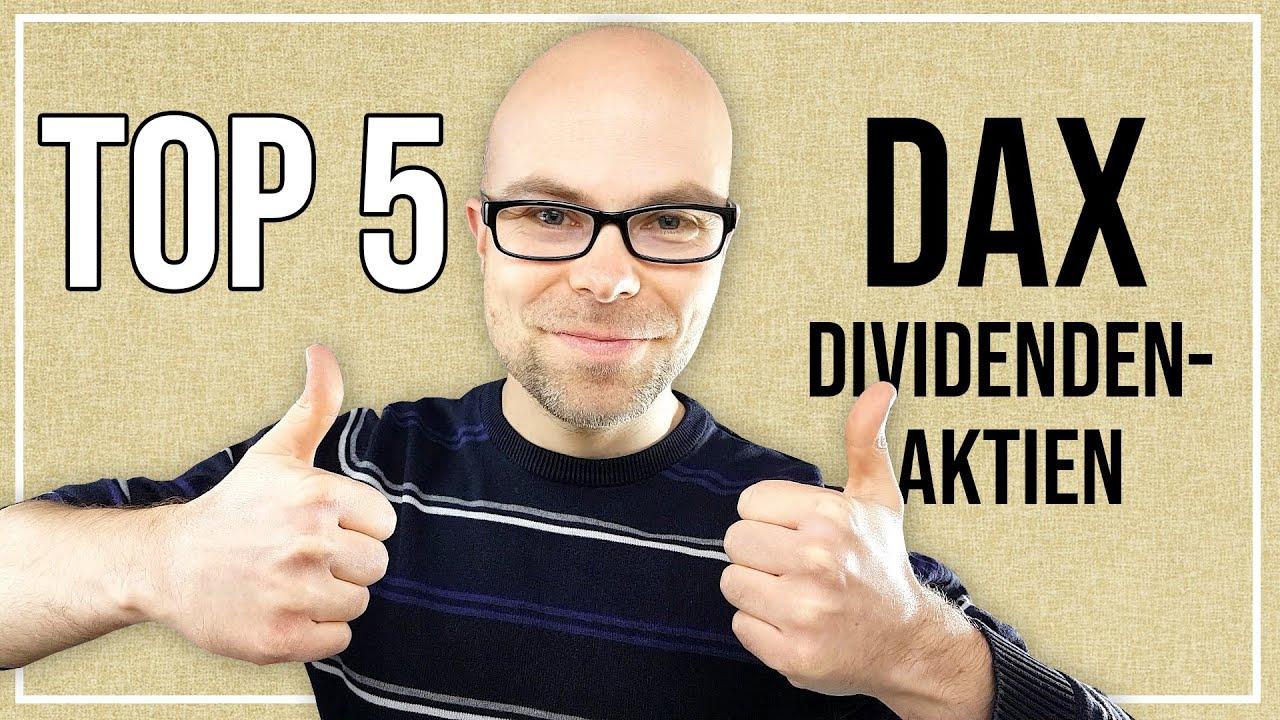 dax dividenden 2020