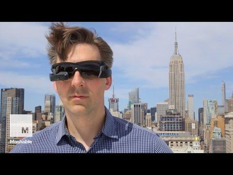Recon Jet Glasses Review | Mashable