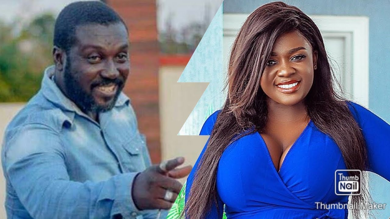I Called Tracy Boakye 3times But She didn't Pick Up & NDC WILL WIN 2020 -Actor Michael Afrane