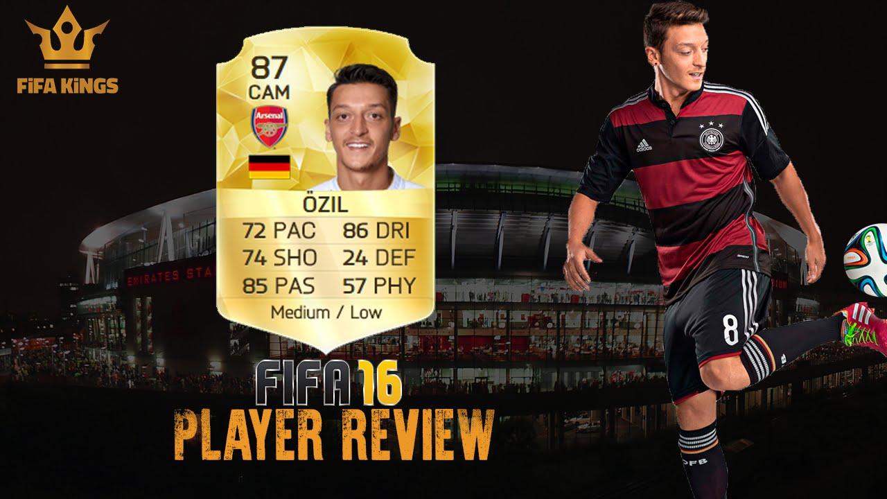 Özil Fifa 16