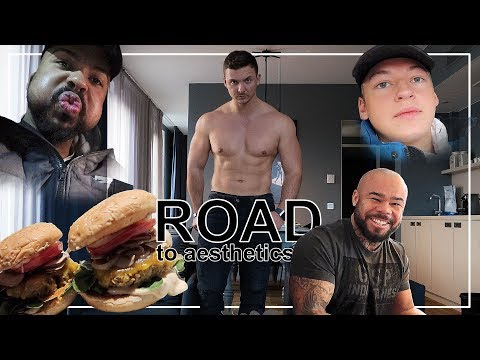 24 Min. Spezialfolge | Lachflash & Burger-Challenge in Berlin | Road to Aesthetics #6