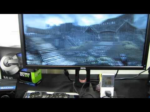 NVIDIA GeForce GTX 670 3D Vision Performance Review Evaluation Linus Tech Tips