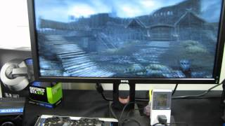 NVIDIA GeForce GTX 670 3D Vision Performance Review Evaluation Linus Tech Tips