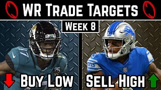 Wide Receiver Trade Targets - Week 8 - 2019 Fantasy Football Advice