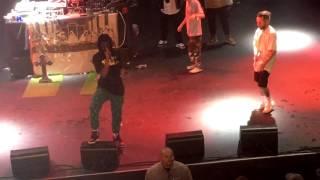 $uicideboy$ x Germ - Slenderman (Live in LA, 11/6/2016)