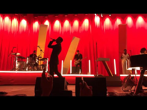 HURTS - Ready To Go, Desire tour (live @...