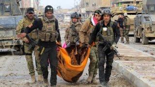 ISIS attacks Iraqi army base