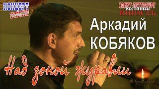Аркадий КОБЯКОВ - Над зоной журавли (Концерт в Санкт-Петербурге 31.05.2013)