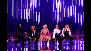 Little Mix & Nicki Minaj Perform Powerful New Anthem 'Woman Like Me' At MTV EMAs 2018 Nov 4