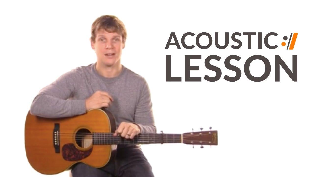 Doxology Amen Phil Wickham Acoustic Tutorial Youtube
