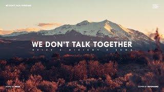 헤이즈 (Heize) - We Don't Talk Together (Prod. SUGA) Piano Cover