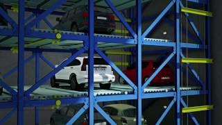 RR Parkon - Parking Solution