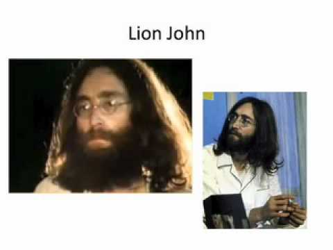 The Lion Forms