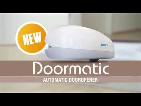 How to Install Your Drive Medical Doormatic & How to Install Your Drive Medical Doormatic - YouTube