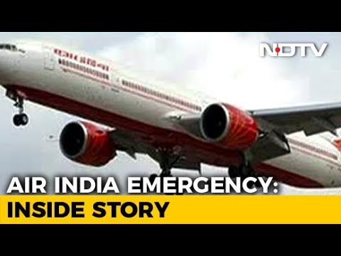 With 370 On Board, Air India Flight Over US Reported A Pilot's Nightmare