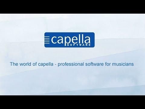 The world of capella-software