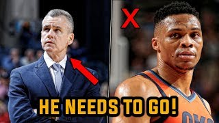 The REAL Reason Why OKC Lost to The Portland Trail Blazers!