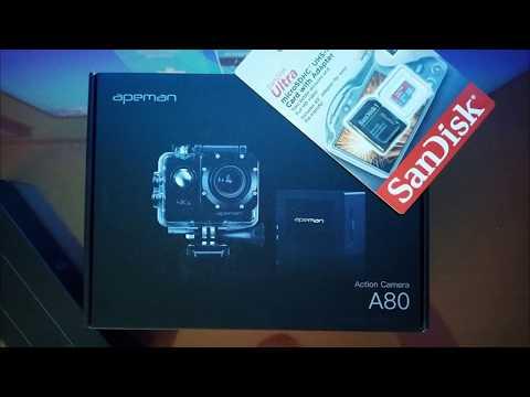 Экшн-камера с Алиэкспресс.из YouTube · Длительность: 9 мин33 с