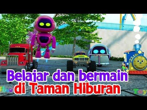 Belajar dan Bermain di Taman Hiburan bersama Max   Toys   Coilbook Indonesia