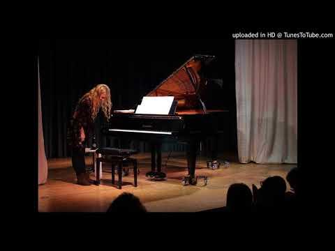 Bremen, live,  November 2017, Tamara Moser, Piano solo