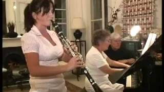 2) Guy Dangain Master Class en Turquie Concertino Opus 26 de weber pour clarinette